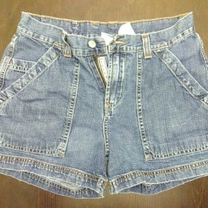 Lucky Brand denim shorts sz 8